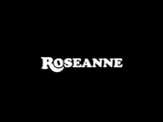 Roseanne Title Card