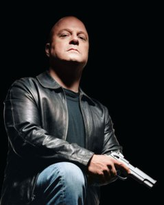 Michael Chiklis as Vic Mackey