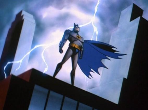 Batman Main Title