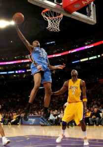 Lakers Vs Thunder