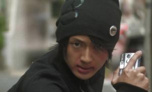 Yu with Camera