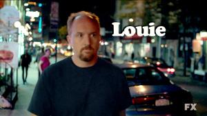 Louie Title Card