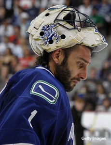 Luongo Sad Face