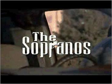 Sopranos Main Title