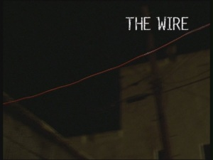 the wire title