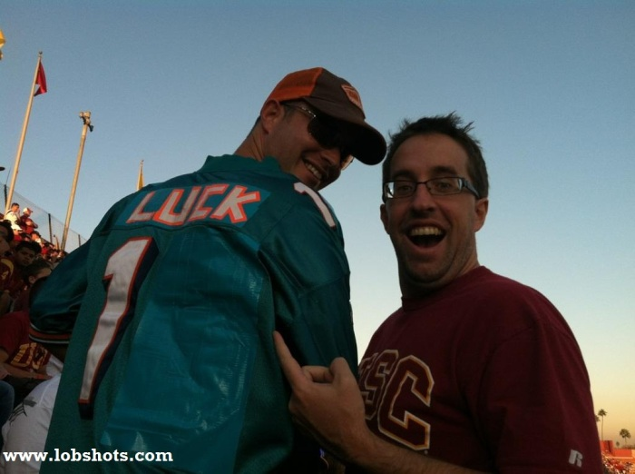 Dolphins Luck Jersey