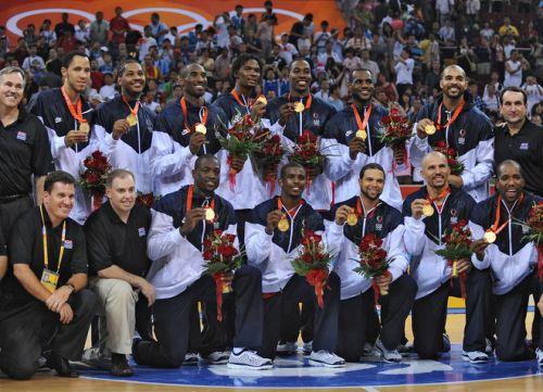 USA Basketball 2008 Gold Medal Team