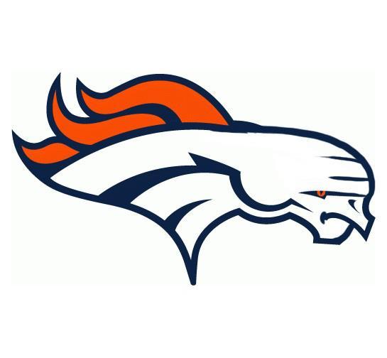 peyton manning broncos logo