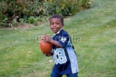 child quarterback