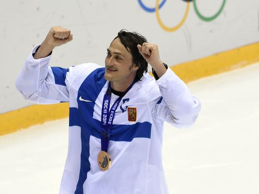 In the Bronze medal game, Finland had the better team...u.