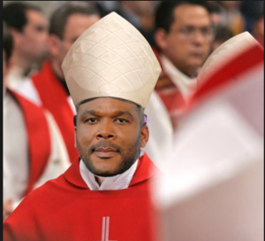 Pope Perry.