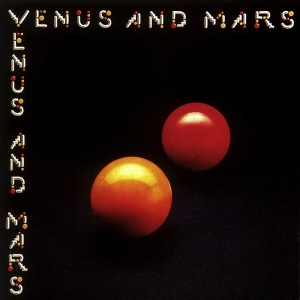 """Venus and Mars are alright tonight."""